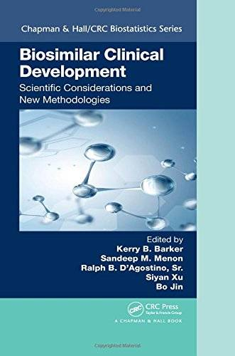 Biosimilar Clinical Development: Scientific Considerations and New Methodologies