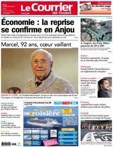 Le Courrier de l'Ouest Angers - 05 décembre 2017