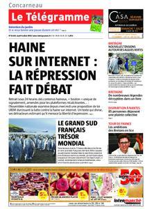Le Télégramme Concarneau – 04 juillet 2019