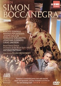 Verdi - Simon Boccanegra (Antonio Pappano, Placido Domingo) [2010]
