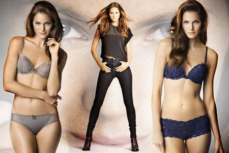 Mini Anden - Cubus Lingerie & Daywear Fall 2011 Campaign