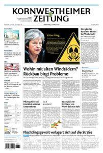 Kornwestheimer Zeitung - 15. März 2018