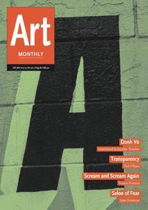Art Monthly - Dec-Jan 2013-14   No 372