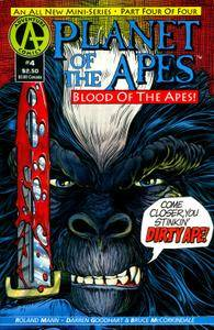 Planet of the Apes-Blood of the Apes 04 of 4 1992 AC