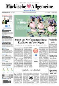 Märkische Allgemeine Westhavelländer - 30. Januar 2019