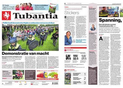 Tubantia - Enschede – 18 september 2017