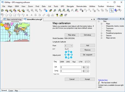 OkMap Desktop 14.0.0 Multilingual Portable