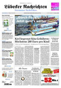 Lübecker Nachrichten Stormarn - 15. März 2019