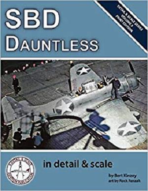 SBD Dauntless in Detail & Scale (Detail & Scale Series) [Repost]