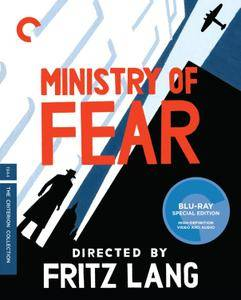 Ministry of Fear (1944) [The Criterion Collection]