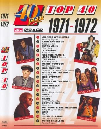 40 Jaar Top 40 1971-1972