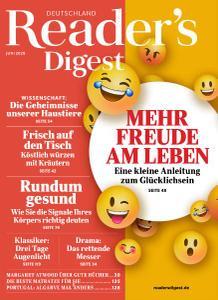 Reader's Digest Germany - Juni 2020