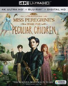 Miss Peregrine's House of Peculiar Children (2016)