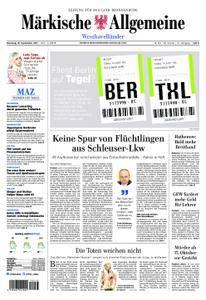 Märkische Allgemeine Westhavelländer - 19. September 2017