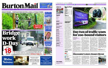 Burton Mail – February 22, 2018