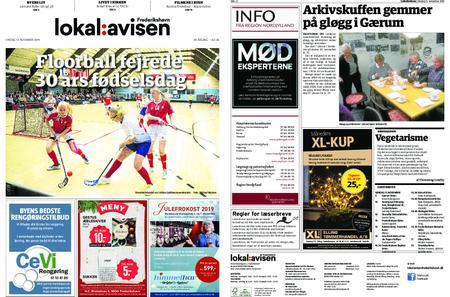 Lokalavisen Frederikshavn – 13. november 2019