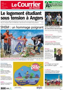 Le Courrier de l'Ouest Nord Anjou – 11 juin 2019