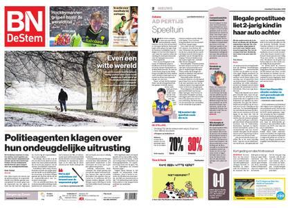 BN DeStem - Bergen op Zoom – 17 december 2018