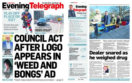 Evening Telegraph Late Edition – March 15, 2019
