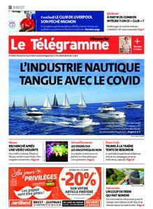 Le Télégramme Brest Abers Iroise – 21 juin 2020