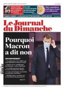 Le Journal du Dimanche - 31 janvier 2021