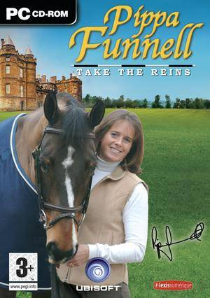 Ubisoft - Pippa Funnell: Take the Reins PS2 DVD
