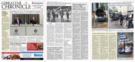 Gibraltar Chronicle – 15 April 2020