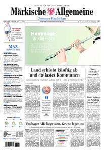 Märkische Allgemeine Zossener Rundschau - 12. Juni 2019