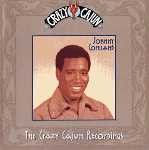 Johnny Copeland - The Crazy Cajun Recordings (1998)