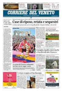 Corriere del Veneto Vicenza e Bassano – 25 ottobre 2019