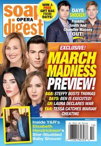 Soap Opera Digest - March 09, 2020