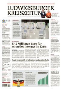 Ludwigsburger Kreiszeitung LKZ - 02 September 2021