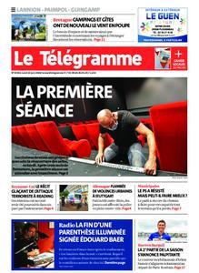 Le Télégramme Guingamp – 22 juin 2020