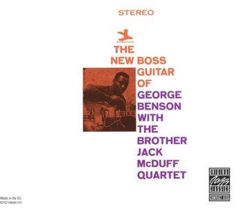 George Benson - The New Boss Guitar Of (1964) {Prestige Records OJC 461}
