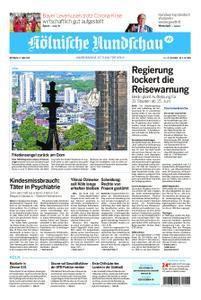 Kölnische Rundschau Rhein-Erftkreis/Bergheim – 27. Mai 2020