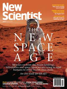 New Scientist - May 18, 2019