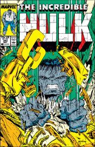Incredible Hulk 343 1988