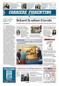 Corriere Fiorentino La Toscana - 6 Luglio 2018