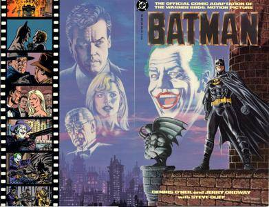 Batman - The Official Comic Adaptation 1989
