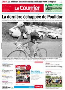 Le Courrier de l'Ouest Cholet – 14 novembre 2019