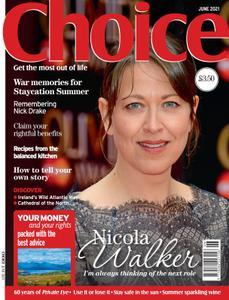 Choice Magazine – June 2021