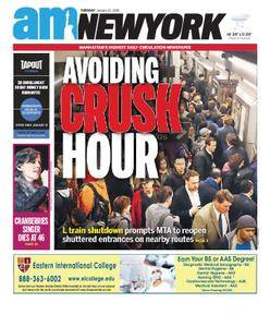 AM New York - January 16, 2018