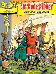 De Rode Ridder Kleur - 248 - De Drakar Des Doods