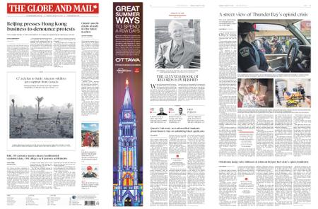 The Globe and Mail – August 27, 2019