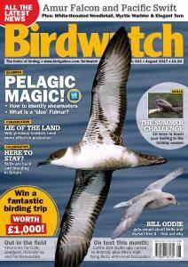 Birdwatch UK - Issue 302 - August 2017