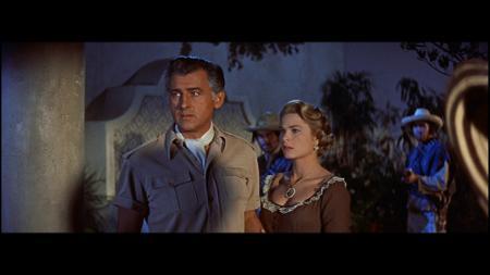 Green Fire (1954)