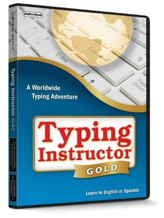 Individual Software Typing Instructor Gold 1.0