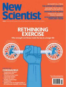 New Scientist Australian Edition – 18 April 2020
