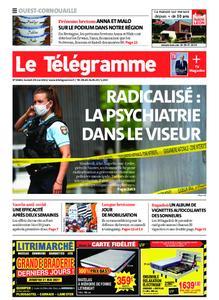 Le Télégramme Ouest Cornouaille – 29 mai 2021