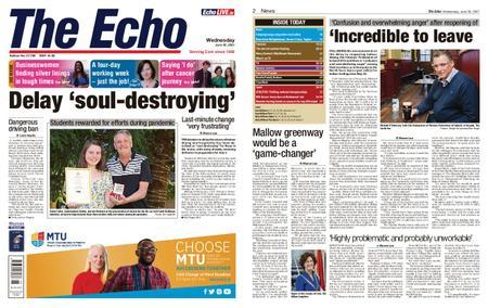 Evening Echo – June 30, 2021